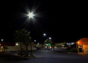 Casa Grande LED Parking Lot Lighting