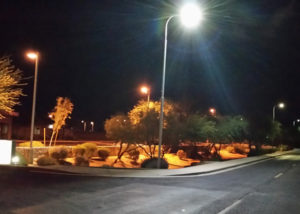 City of Chandler LED Test Facility