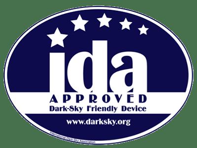 Dark-Sky IDA Approved LED Lights