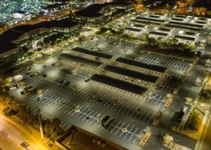 San Tan Corporate Center LED Parking Lot Lights